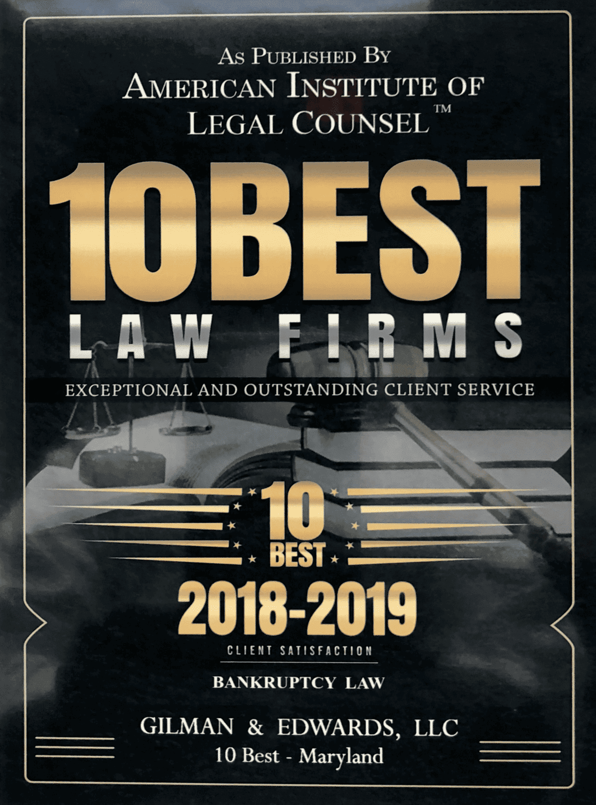 Top 10 Best Law Firm